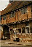 SU8294 : Church Loft Meeting House: West Wycombe, Buckinghamshire by Brian Auger