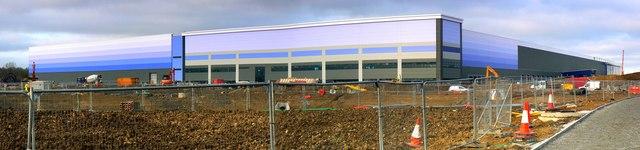 B&Q Distribution Centre, Stratton, Swindon