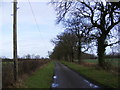 TM4066 : Fordley Road, Middleton by Adrian Cable