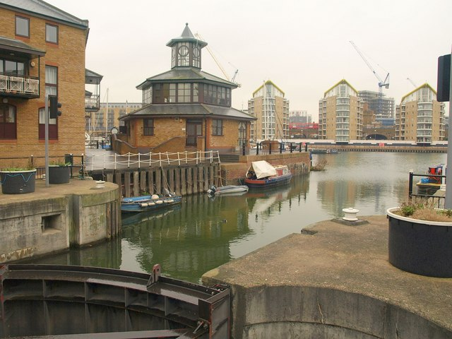 Harbourmaster's Office, Limehouse Basin