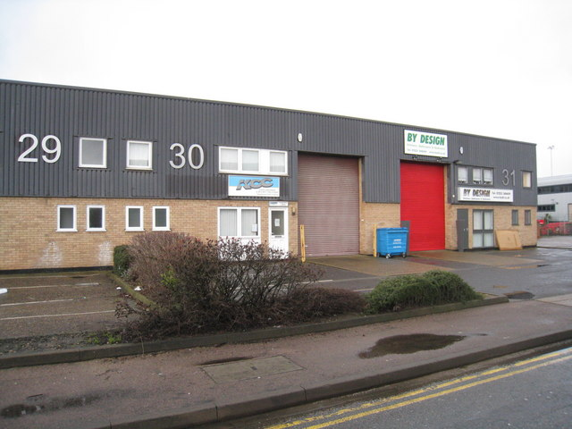 Industrial units - Clifton Road