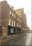 TQ3480 : Captain Kidd, Wapping High Street by Derek Harper