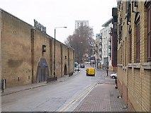 TQ3480 : Wapping Lane by Derek Harper