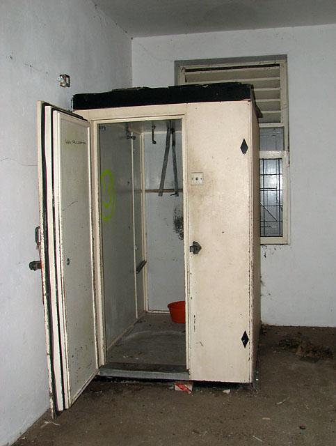 Hales Hospital - cold storage