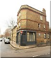 TQ3482 : Former pub and hostel, Vallance Road E1 by Derek Harper