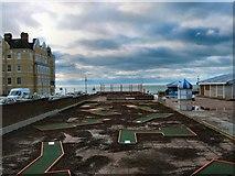 TQ2804 : Miniature Golf, Hove by Paul Gillett