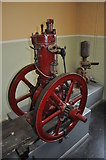 SK3536 : Fairbanks-Morse & Co Petrol Engine by Ashley Dace