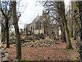 SD7114 : Christ Church, Walmsley by David Dixon