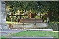 SK2607 : All Saints Church, Graveyard  (3) by Chris' Buet