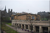 NT2573 : National Gallery of Scotland by N Chadwick