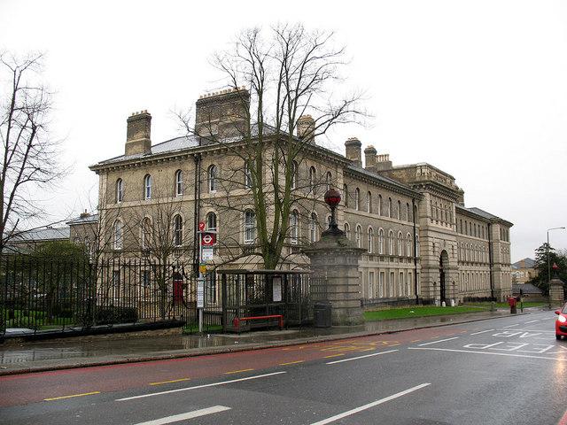 Former Royal Herbert Hospital, Woolwich