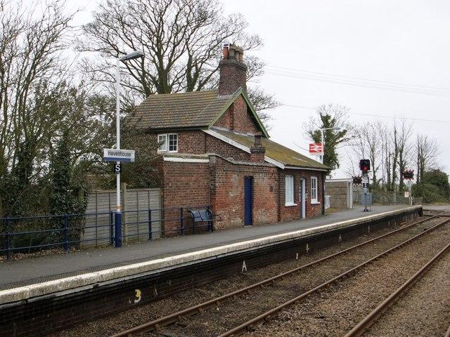 Railway Station, Havenhouse
