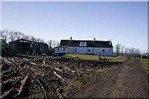 NR3758 : Kynagarry Farm by Becky Williamson