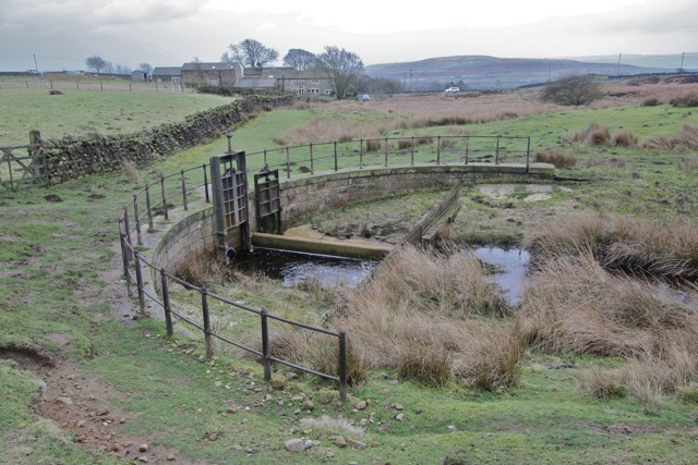 Reva Reservoir Intake Gate