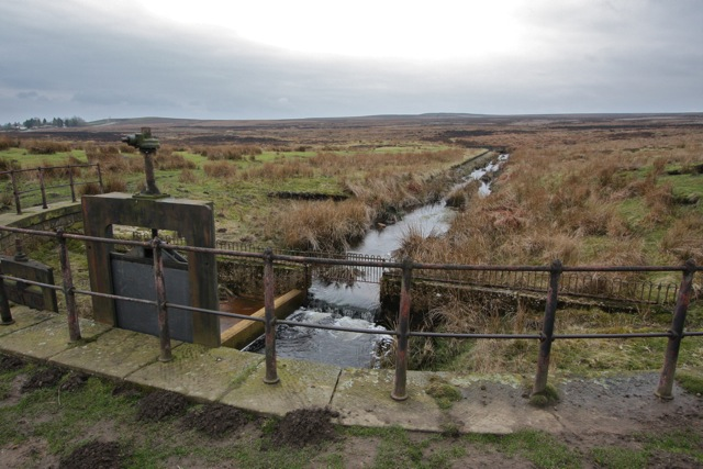 Reva Reservoir Catchment, Hawksworth Moor