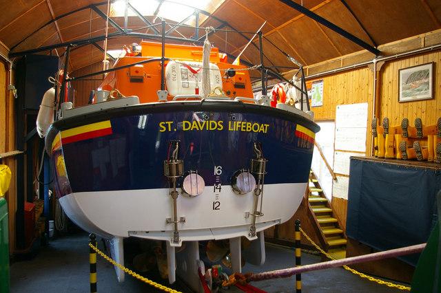 St Davids Lifeboat