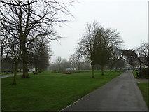 SU4212 : Southampton's splendid parks (41) by Basher Eyre