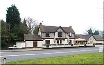 SO8881 : The Crown, Iverley by Chris Whippet