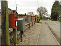 TF6517 : Postbox and drop-off box at Fair Green, Middleton, Norfolk by Adrian S Pye