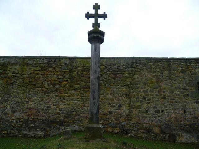Edinburgh Mercat Cross Monument, Drum Estate