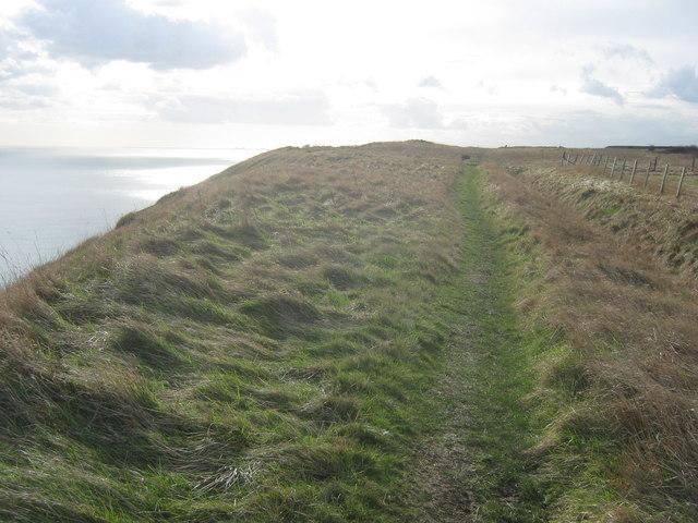 North Downs Way to Folkestone