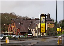 SO8275 : The Watermill (1), Park Lane, Kidderminster by P L Chadwick