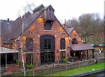 SO8275 : The Watermill (6), Park Lane, Kidderminster by P L Chadwick