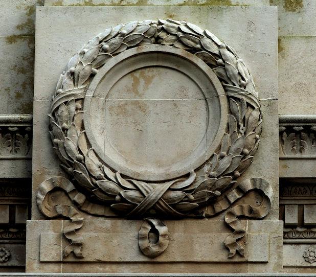 Cenotaph, Belfast (detail)