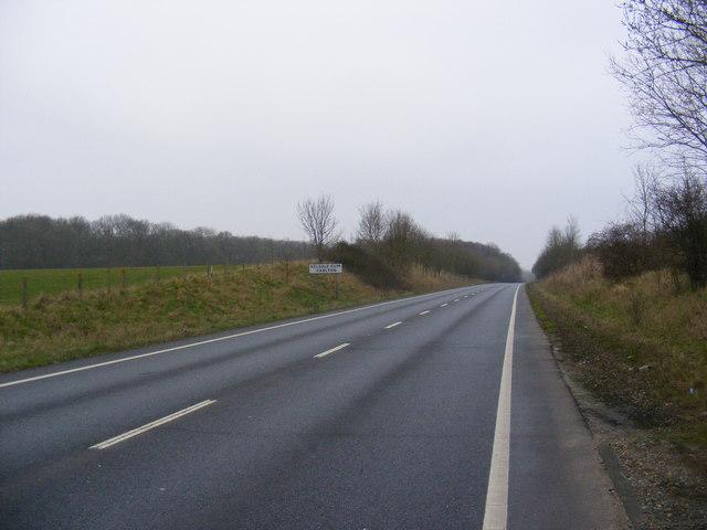 A12 Saxmundham Bypass