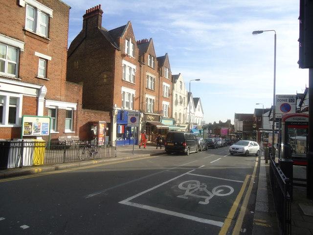 Replingham Road, London SW18