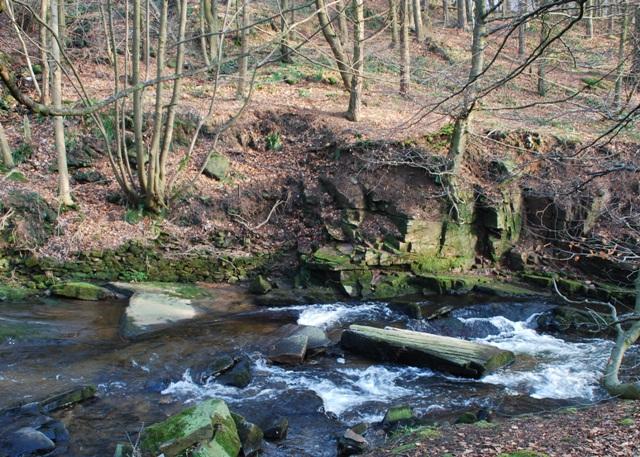 The Clough Brook