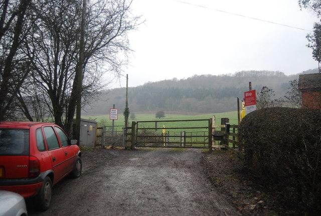 Stokewood Crossing
