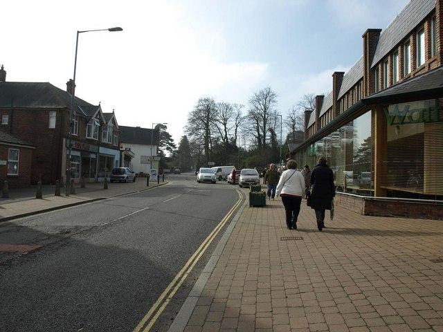 Croft Road, Crowborough