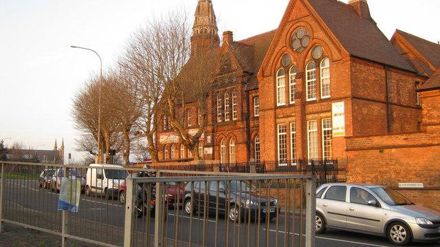 Bordesley Centre, Stratford Road