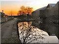 SJ8699 : Rochdale Canal by David Dixon