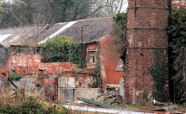 Former Cowdy's mill. Banbridge (2011-3)