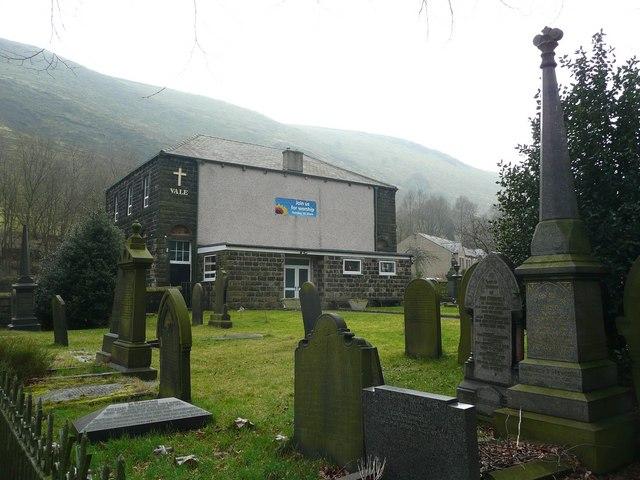Vale Baptist Church, Todmorden
