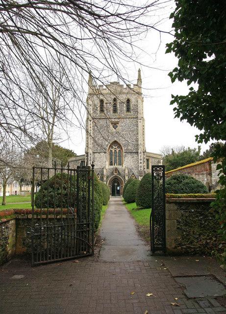 St John the Baptist, Royston