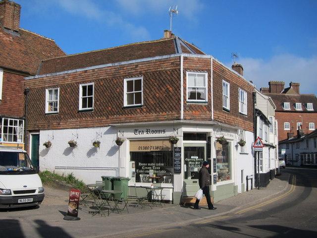 Waterloo House Tearooms