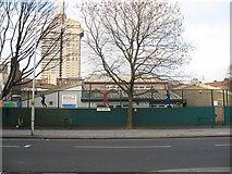 TQ3279 : Beormund Primary School, Long Lane by Stephen Craven