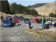 SN7388 : Gathering of the Cambrian Mountains Society by Nigel Brown
