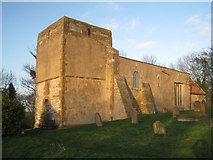 TA0609 : St. Mary's, Barnetby le Wold by Jonathan Thacker
