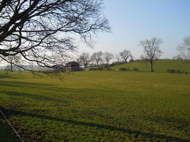 Farm building near Keld