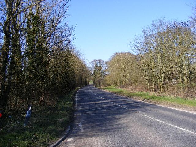 A144 Bramfield Road