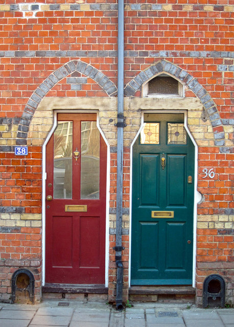 Doors on South Street