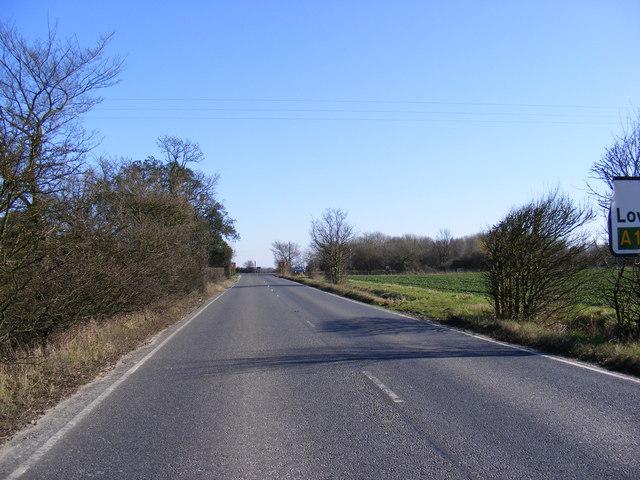 A144 Bramfield Road, Darsham