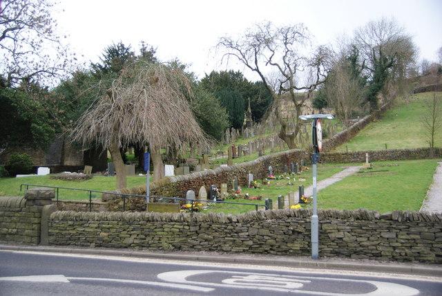 Hayfield Cemetery