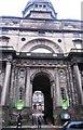 NT2673 : University of Edinburgh - Old College Gateway. by N Chadwick