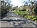 NZ2179 : Church Road Stannington by M J Richardson