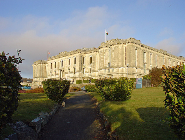 National Library of Wales, Aberystwyth